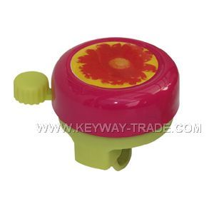 KW.24005 Children bell Alloy top with plastic base'