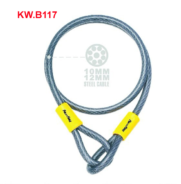 KW.B117 Cable lock Strong cable wire'