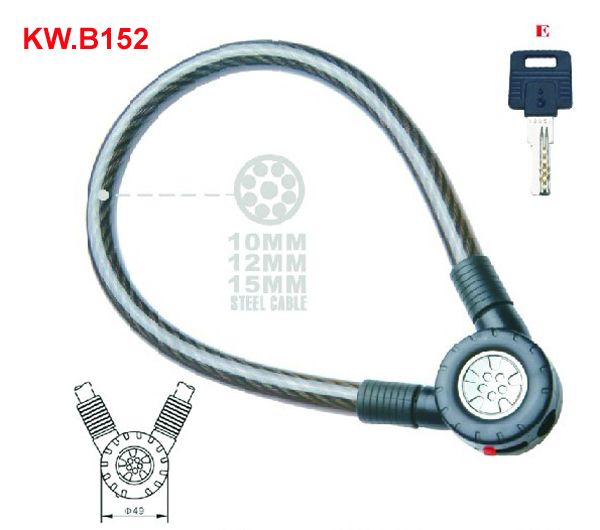 KW.B152 Cable lock'