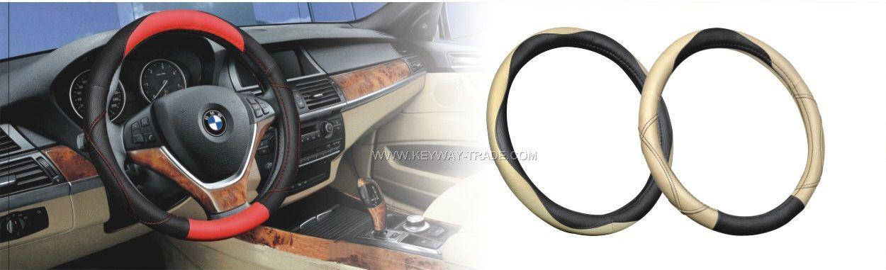 kw.A90001 steering wheel cover'