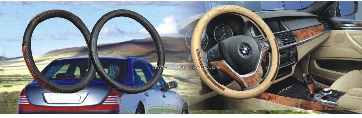 kw.A90004 steering wheel cover'