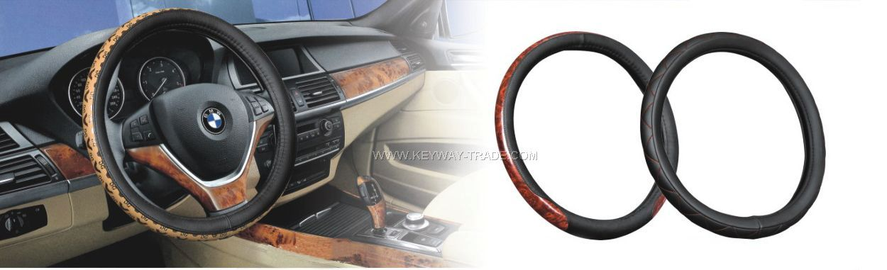 kw.A90005 steering wheel cover'